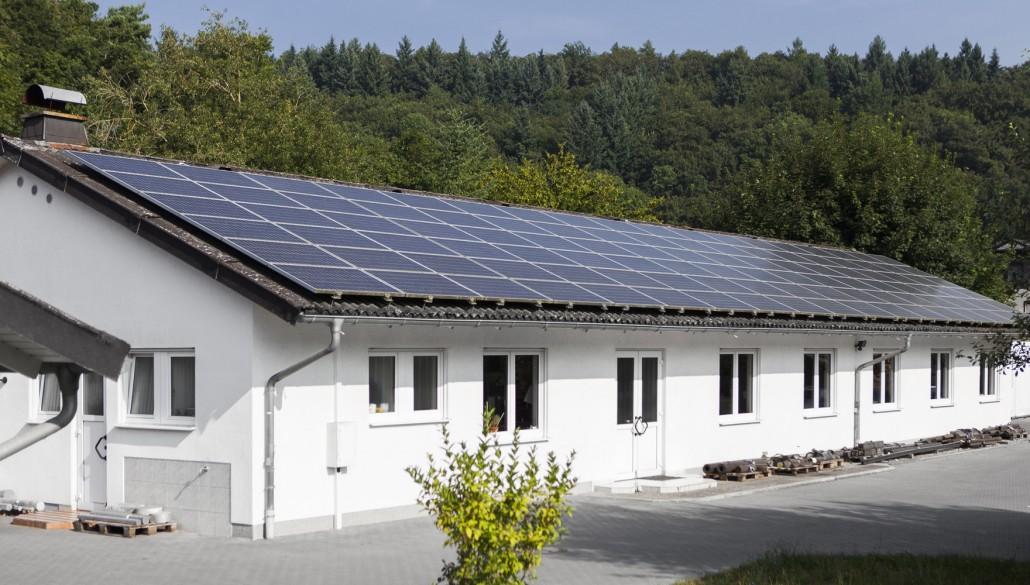Notre propre système photovoltaïque