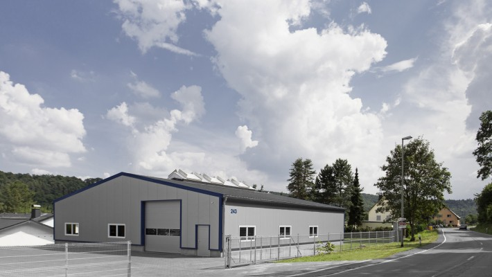 New production area in Schiesheim-Zollhaus