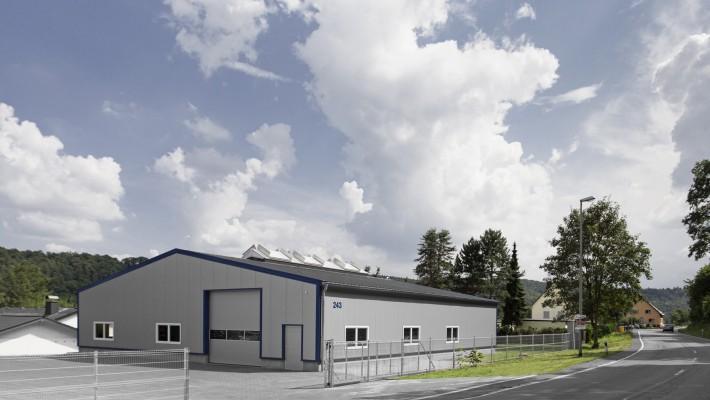 Neue Produktionsflächen in Schiesheim-Zollhaus