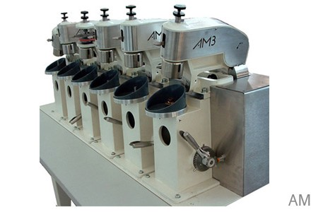 Micro / Radius polishing machines