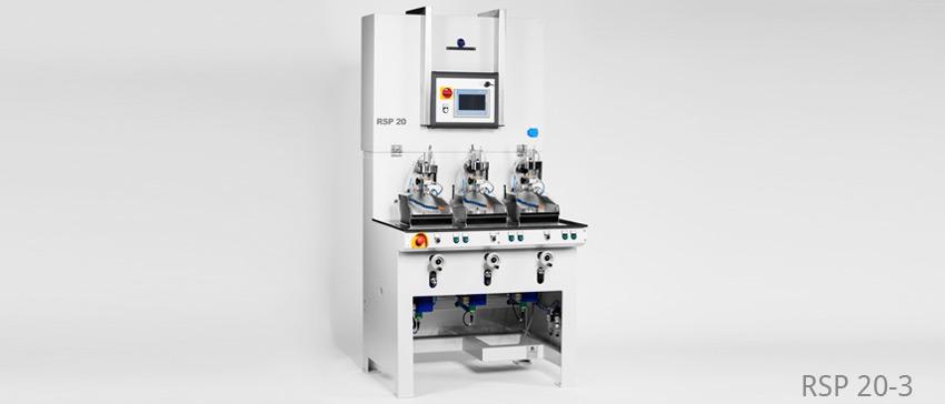 Machines de polissage  radial à grande vitesse