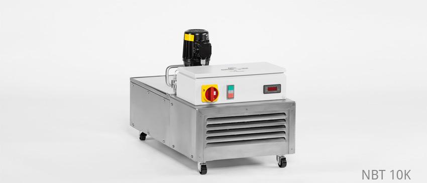 Poliermitteltemperiergerät