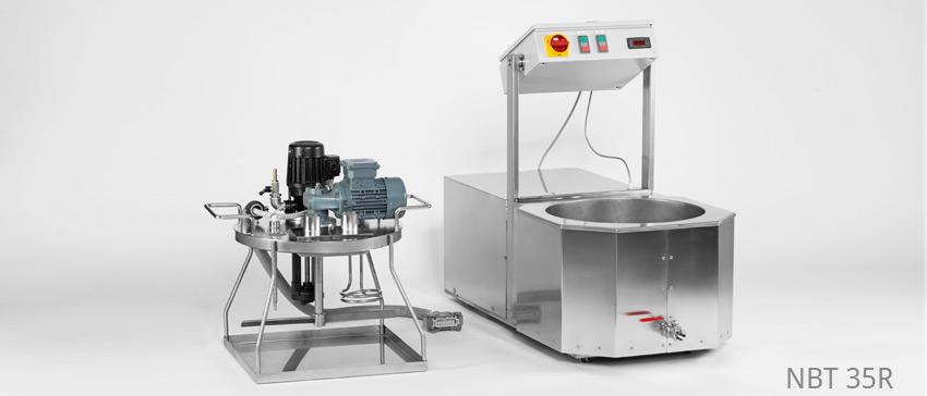 Temperature controlled unit