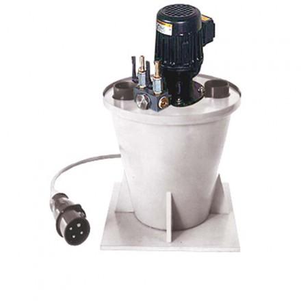 Réservoir des moyens de polissage sans  refroidissement et  chauffage