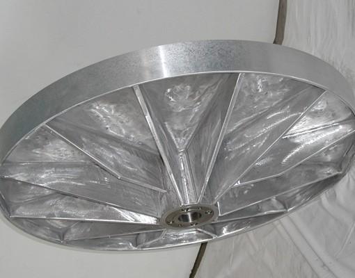 Planschalen aus Aluminium, Grauguss, Messing oder Granit