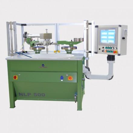 CNC-Zylinderpoliermaschinen