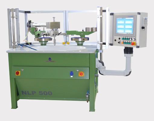 CNC und NC gesteuerte Läpp- und Poliermaschinen